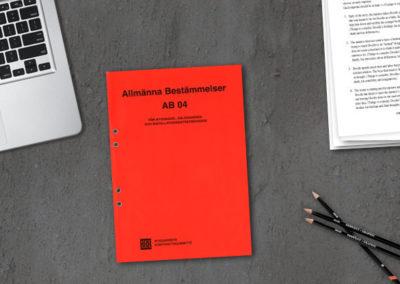 AB 04 ur en kalkylators synvinkel